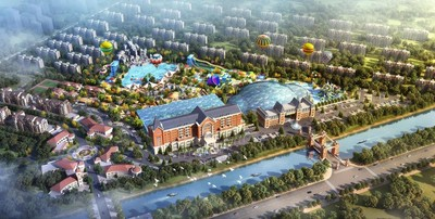 弘润迪士尼温泉小镇项目