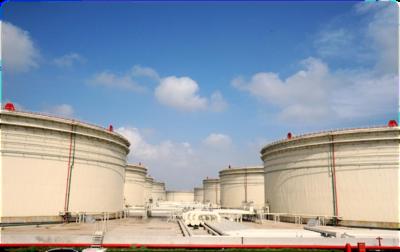 60万立方原油及颜料油储备项目土建工程